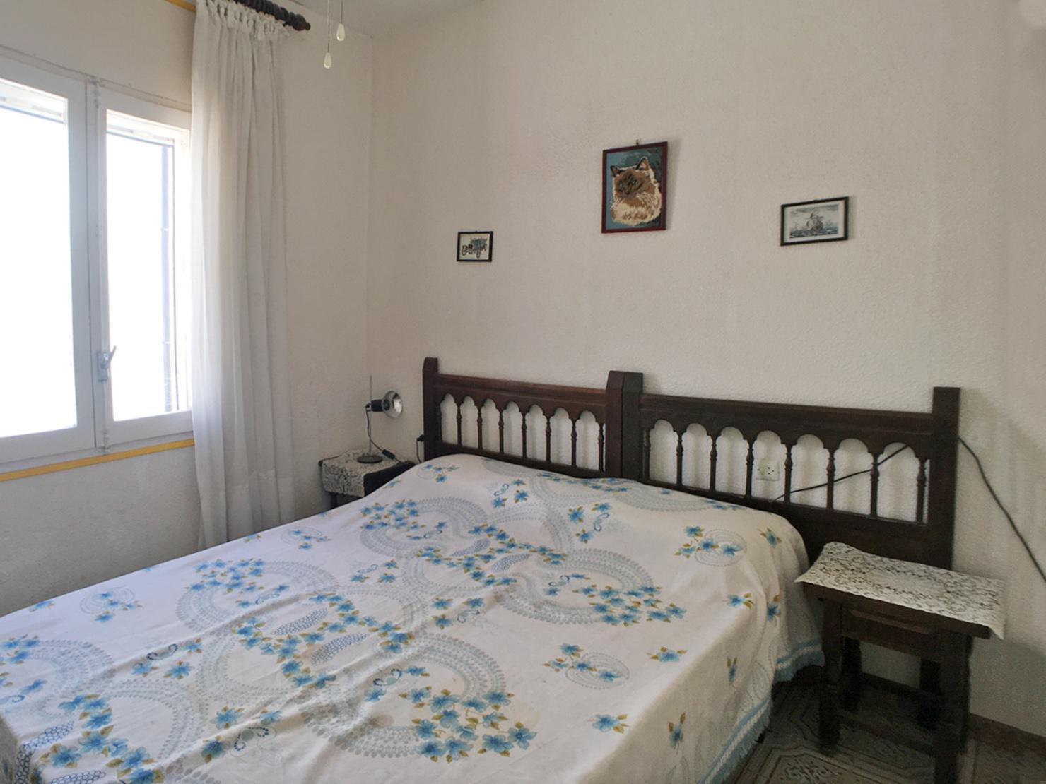 chambre avant renovation