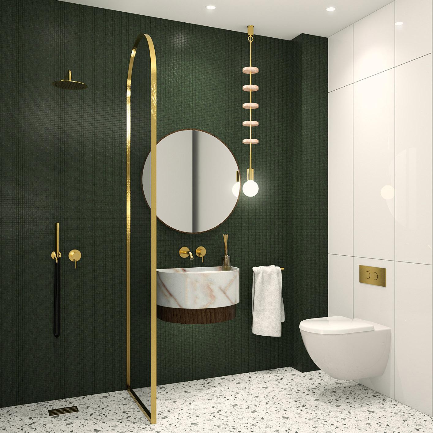 petite salle de bain opitmisé